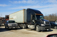 semi trailer parking for sale